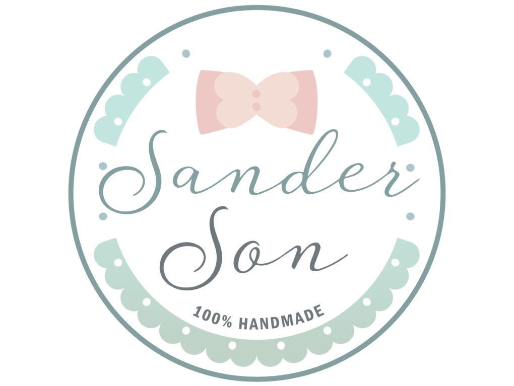 logo Sanderson handmade